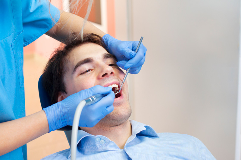 Professional Cleanings, Exams, and X-rays at Park West Dental